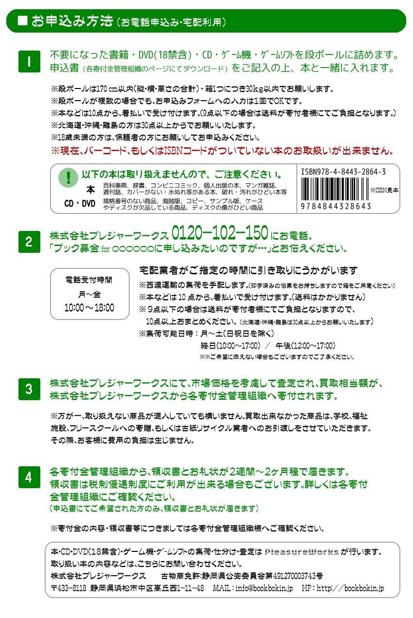 お申込み方法改2